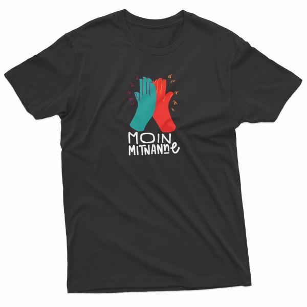 Moin Mitnanne – Tschüss Mitnanne T-Shirt