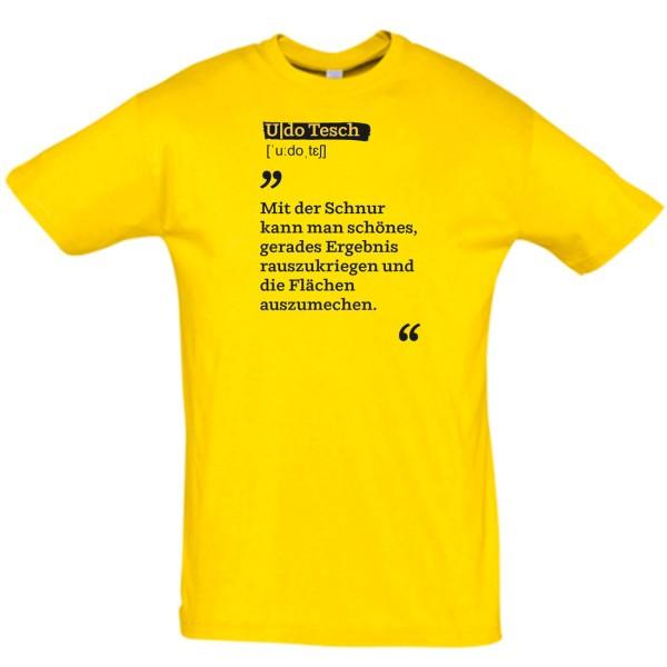 Udo Duden Shirt Schnur