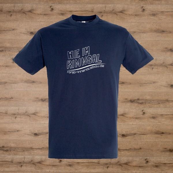 Chef Ron T-Shirt Wie im Rinnsal