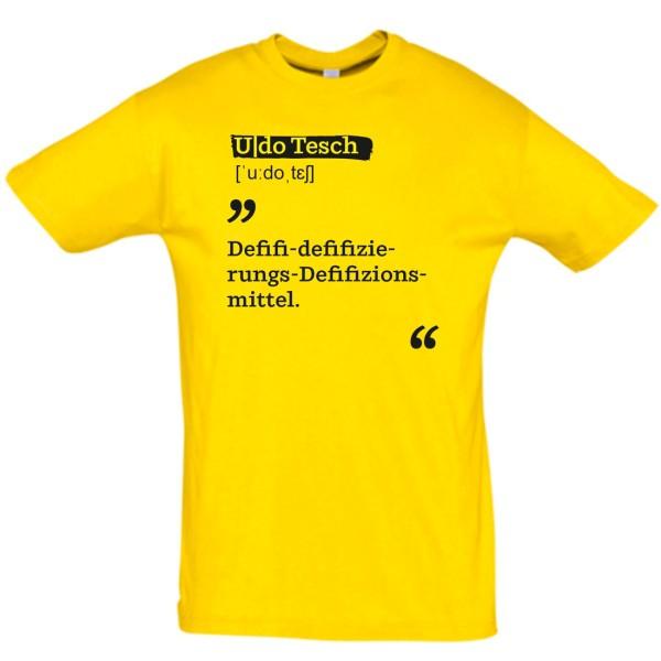 Udo Duden Shirt Defizionsmittel