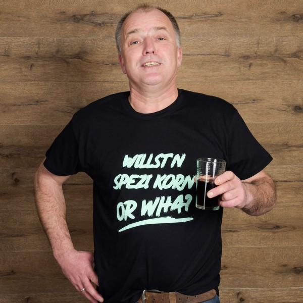 T-Shirt Spezi Korn