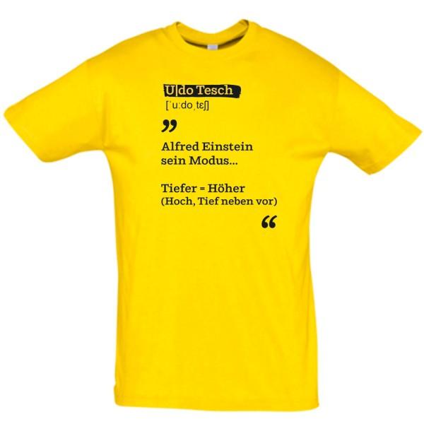 Udo Duden Shirt Einstein