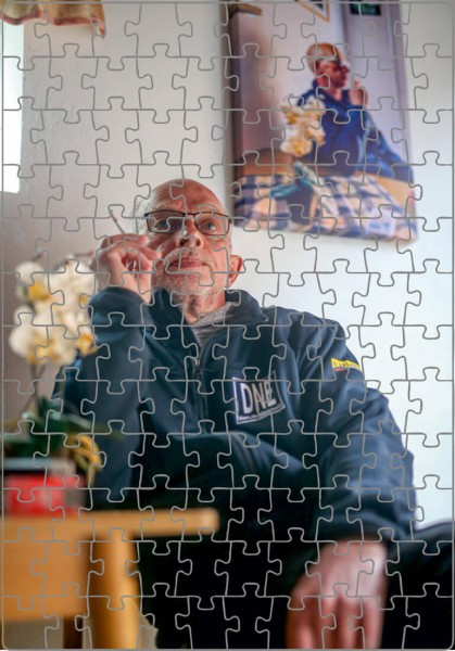 Puzzle Wilfried