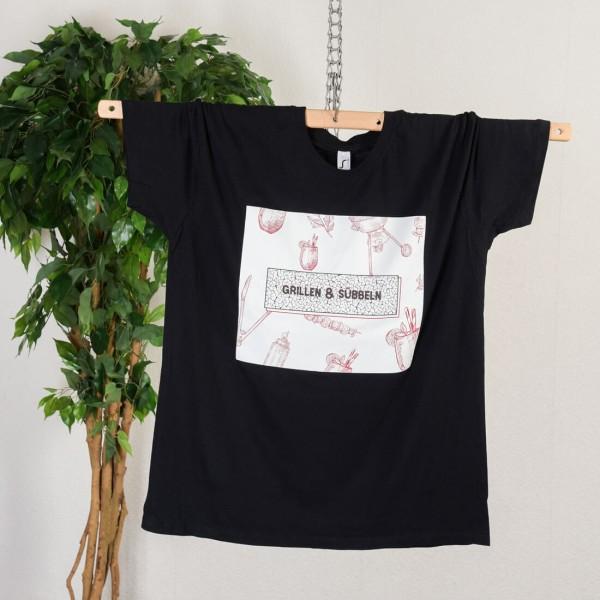 T-Shirt Grillen & Sübbeln