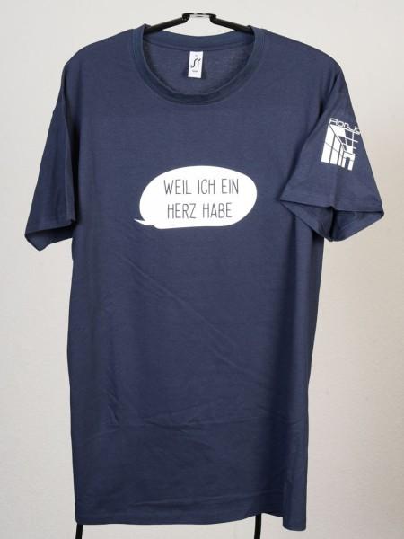 Chef Ron T-Shirt Weil ich ein Herz habe